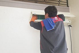 2017년 12월 4차 청소 현장점검