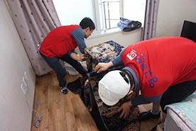 [1168 번째 현장점검] 2018년 5월, 성북구 석관동 포장이사