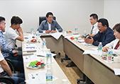 2018년 5월 권역장 회의 결과