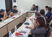2018년 7월 권역장 회의 결과