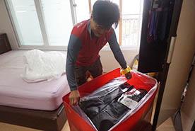 [1286번째 현장점검] 2018년 11월, 구로구 구로동 포장이사